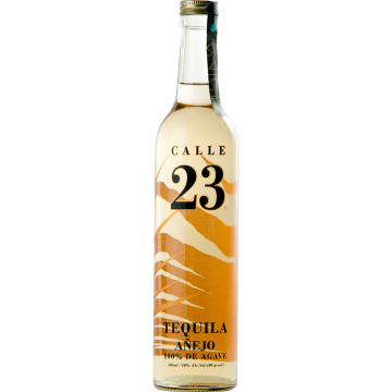 Tequila Calle 23 Añejo Anejo
