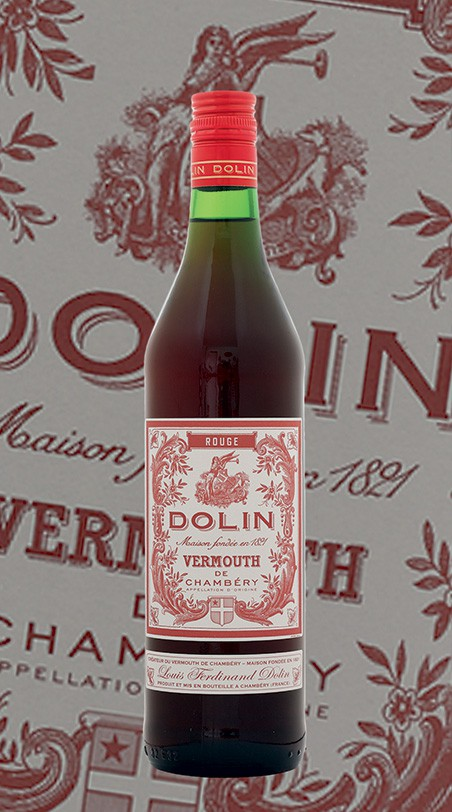 DOLIN-Vermout-rouge