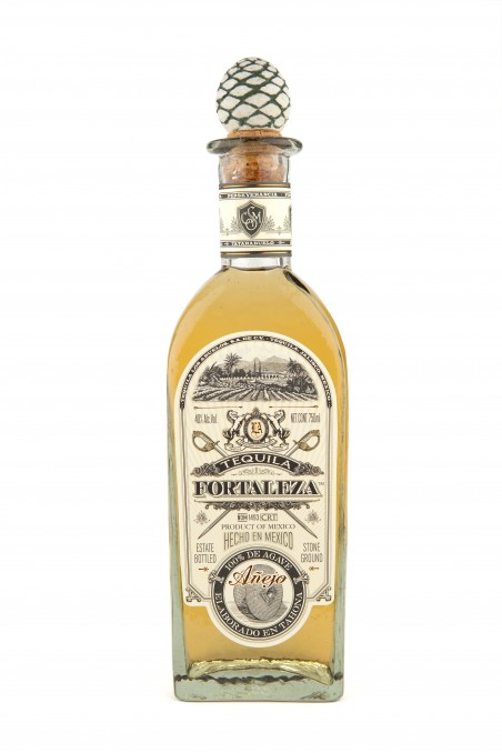 Fortaleza AÒejo Tequila