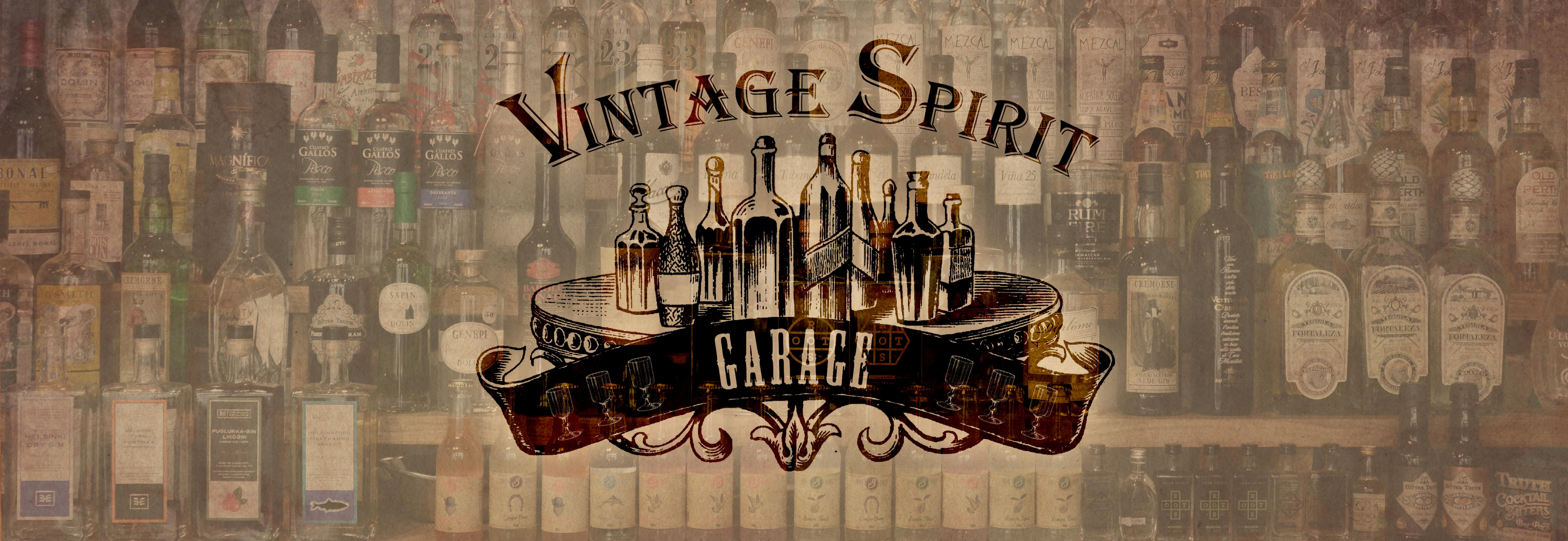 Vintage Spirit Garage