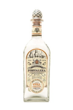 Tequila Fortaleza Still Strength Vintage Spirit Garage