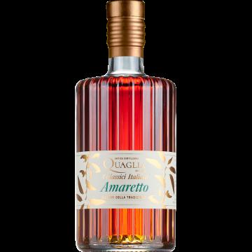Antica Distilleria Quaglia Amaretto itlalien alcool spiritueux amande