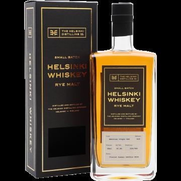 Rye Whiskey Helsinki Distilling Company