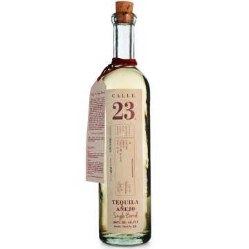 Tequila Calle 23 Añejo Single Barrel
