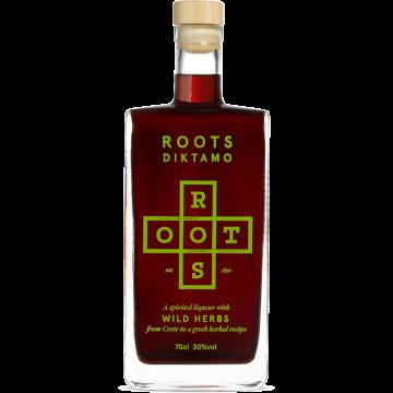 Roots Diktamo Herb Spirit Liqueur grecque Grèce