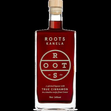 Roots Kanela cannelle liqueur grecque Grèce