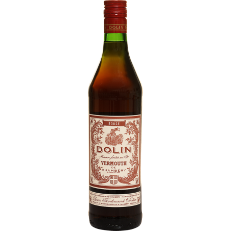 Vermouth rouge Dolin