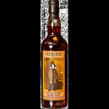 Cremorne Sloe gin Gentleman Badgers 1859