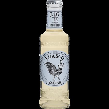 Ginger Beer Gasco italien soft tonic gingembre