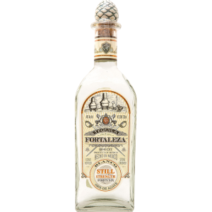 Tequila Fortaleza Blanco Still Strength