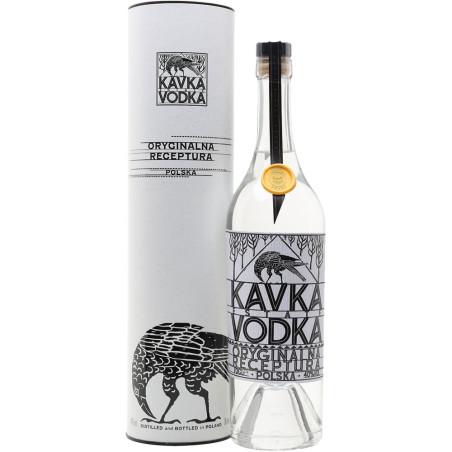 Vodka Kavka Vintage Spirit Garage