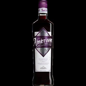 Bitter Amérisse distillerie Merlet cassis