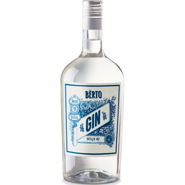 Berto gin Antica Distilleria Quaglia