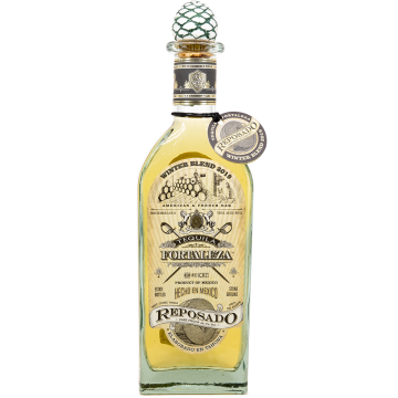 Tequila Fortaleza Winter Blend Reposado